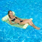 70743 | Water Hammock Lounge - Green Lifestyle