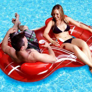 85644 | Duo Circular Lounge Lifestyle