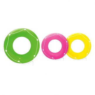 87142 | 47'' Neon Frost Swim Tube -Group