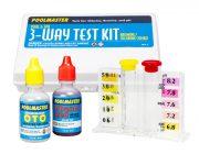 22240 | 3-Way Test Kit - Polyethylene Case