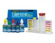 22260 | 5-Way Test Kit - Poly Case