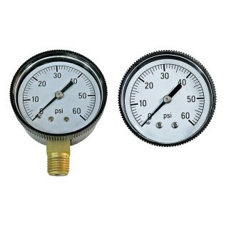 36670 | Bottom Mounted Pressure Gauge