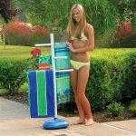 52505 | Poolside Towel Tree - Lifestyle 2