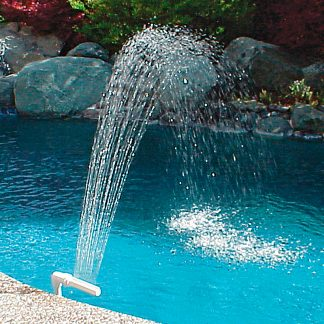 54507 | Pool & Spa Waterfall Fountain - Lifestyle 3