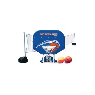 72775 | Pro Rebounder BBall Game & VBall Combo
