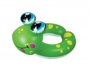 81259 | Animal Split Ring - Green Frog