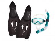 98600-01-02-03 | Reef Diver Adult Scuba Snorkeling Set