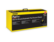 28818 | DLX In-Ground Automatic Pool Vacuum Cleaner - Package