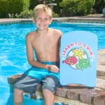 50511 | LTS Swim Board - Blue Lifestyle 6