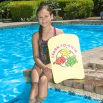 50511 | LTS Swim Board - Yellow Lifestyle 4