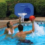 72781 | Classic Pro Poolside BBall Game - Lifestyle 1