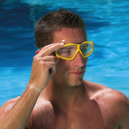 94971   EZ Fit DLX Sport Goggles - Lifestyle 3