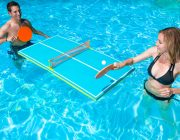 72726 | Floating Table Tennis Game - Lifestyle
