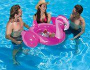 54533   Flamingo Beverage Tub - Lifestyle
