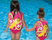 50554 / 50555 | Butterfly Swim Vest - Lifestyle
