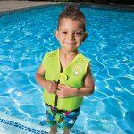 50566 / 50567 | Dino Swim Vest - Lifestyle 4