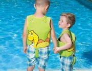 50566 / 50567 | Dino Swim Vest - Lifestyle