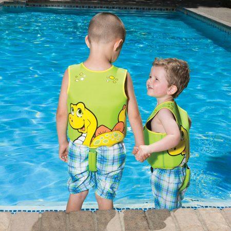 50566 / 50567 | Dino Swim Vest - Lifestyle 2
