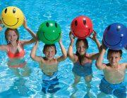 81114   16'' Smile Play Ball - Lifestyle