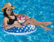 81264 | 36'' American Stars Tube - Lifestyle