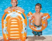 81530 | Little Ones Crab Swim Set - Lifestyle