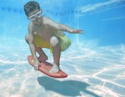 50516 | Underwater Surf Board - Lifestyle