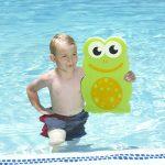 50517 | Character Kick Board - Frog LS 4