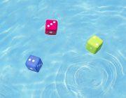 72766 | Neoprene Water Dice - Lifestyle