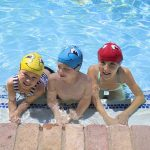 99032 | Fish Silicone Swim Cap - LS 2