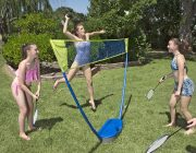 72721 | Badminton Pop-Up Game - Lifestyle