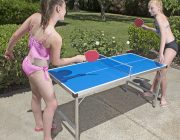 72724 | Outdoor Jr. Table Tennis Game - Lifestyle
