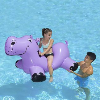81702 | Happy Hippo Rider - Lifestyle
