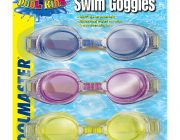 94271 | Jr. Sparkle Swim Goggles - 3 Pack
