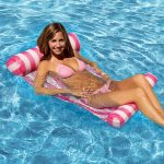 Water Hammock Lounger in the Pool