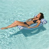 70743 | Water Hammock Lounger - LS Blue