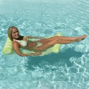 70743 | Water Hammock Lounger - LS Green
