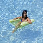 70743 | Water Hammock Lounger - Lifestyle