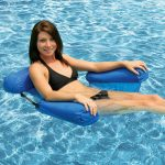 70742 Water Chair Lounger Lifestyle