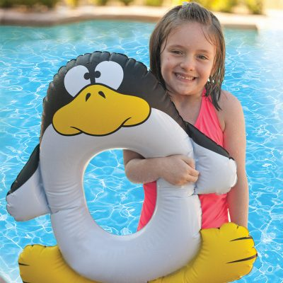 81255 | Penguin Swim Tube - Lifestyle 2