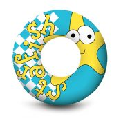 81261 | Under the Sea 24'' Swim Ring - Blue