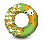 81261 | Under the Sea 24'' Swim Ring - Green