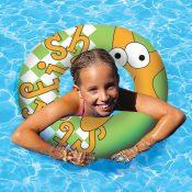 81261 | Under the Sea 24'' Swim Ring - Lifestyle 2
