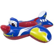 81540 | Transportation Rider Baby Rider - Airplane / side