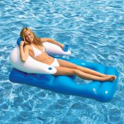 85600 | Classic Floating Pool Lounger Lifestyle 1