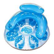 85648 | Water Pop Circular Lounge Blue