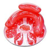 85648 | Water Pop Circular Lounge Red