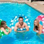 87136 | 36'' Polka Dot Swim Tube - Lifestyle 8