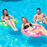 87136 | 36'' Polka Dot Swim Tube - Lifestyle 11