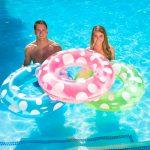 87136 | 36'' Polka Dot Swim Tube - Lifestyle 9