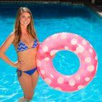 87136 | 36'' Polka Dot Swim Tube - Lifestyle 5